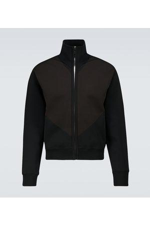 Bottega Veneta Men Jackets - Zipped technical jacket