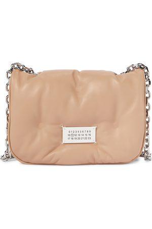 Maison Margiela Glam Slam Flap Mini leather shoulder bag