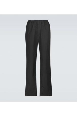 The Row Men Straight Leg Pants - Jonah straight-fit pants