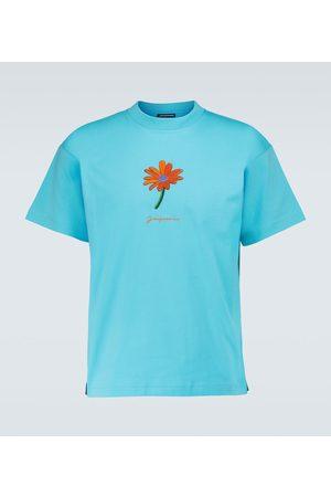 Jacquemus Men Short Sleeve - Le T-shirt Pistoun short-sleeved T-shirt