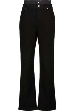 RTA Kallan high-rise straight jeans