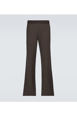 The Row Men Sweatpants - Dolin cotton sweatpants