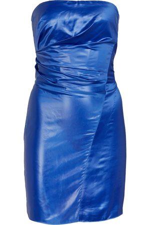 RTA Women Strapless Dresses - Judith bandeau minidress