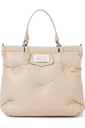 Maison Margiela Women Purses - Glam Slam Small leather tote