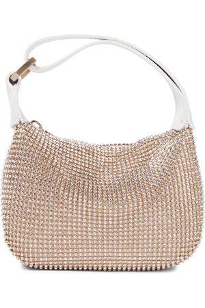 EÉRA Moonbag Mini embellished leather clutch