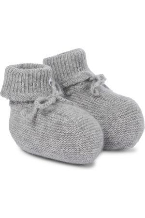 BONPOINT Boots - Baby cashmere booties
