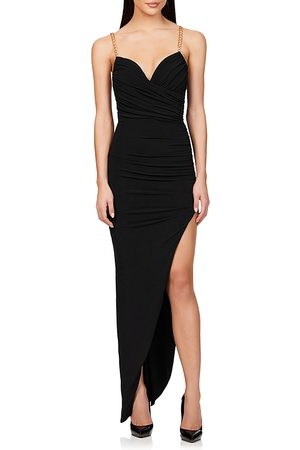 Nookie Women Evening dresses - Allegra Chain Strap Sweetheart Gown