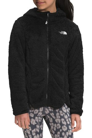 The North Face Girls' Fleece Hooded Zip Jacket - Big Kid