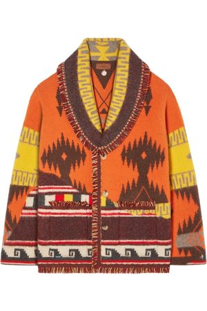 Alanui Icon Over The Andes Cardigan