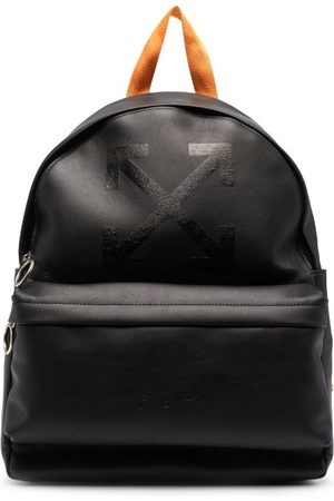 OFF-WHITE Arrows Leather Backpack