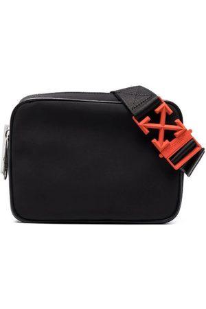 OFF-WHITE Arrow Plaque Crossbody Bag