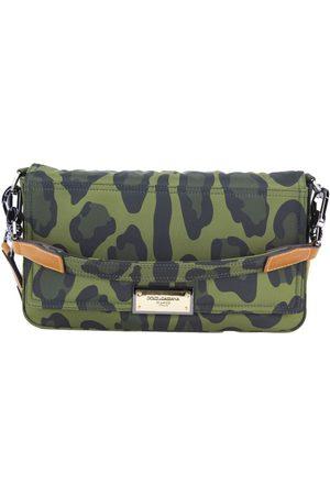 Dolce & Gabbana Men Wallets - Leopard-Print Crossbody Bag