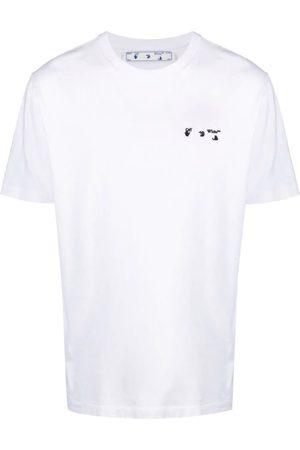 OFF-WHITE Men Short Sleeve - Logo-Detail Short-Sleeve T-Shirt