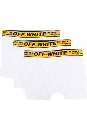 OFF-WHITE Men Boxer Shorts - Industrial Boxer Tri-Pack