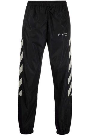 OFF-WHITE Diagonal-Stripe Track Pants