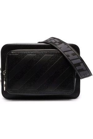 OFF-WHITE Diag-Motif Belt Bag