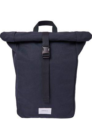 Sandqvist Luggage - Kaj Backpack - Navy With Navy Webbing