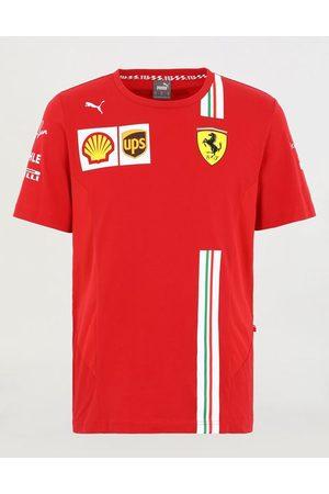 FERRARI Scuderia 2021 Leclerc Replica T-shirt
