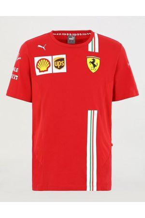 FERRARI Scuderia Team 2021 Replica T-shirt