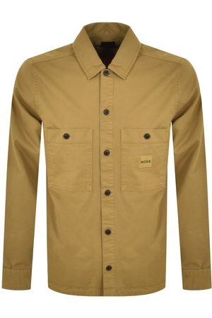 HUGO BOSS BOSS Locky Overshirt Jacket