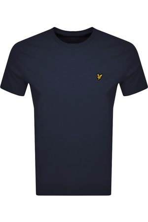 Lyle & Scott Crew Neck T Shirt Navy