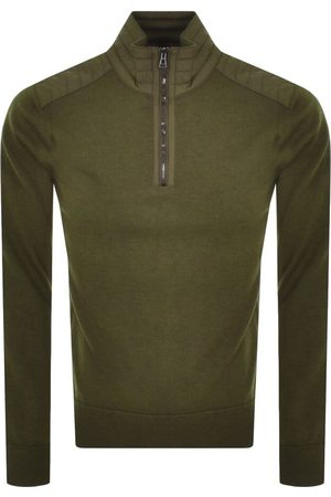 Belstaff Half Zip Sweatshirt