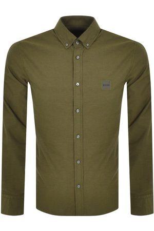 HUGO BOSS BOSS Mabsoot Long Sleeved Shirt