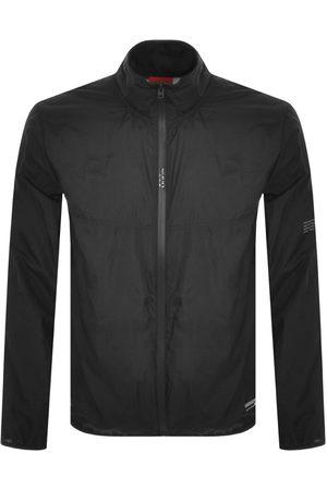 HUGO BOSS Dathletic Leather Jacket