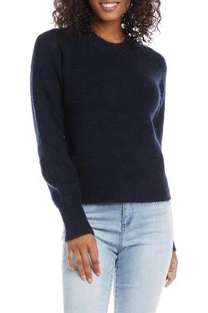 Karen Kane Women's Blouson Sleeve Sweater