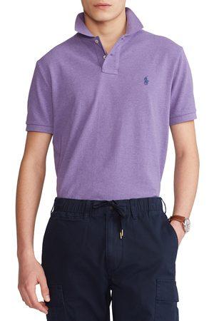 Polo Ralph Lauren Men's Classic Fit Solid Pique Polo