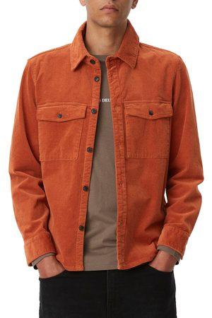 Les Deux Men's Jasper Stretch Corduroy Shirt Jacket