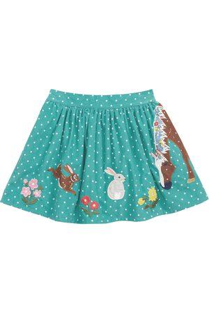 Boden Toddler Girl's Kids' Guinea Pig Applique Skirt