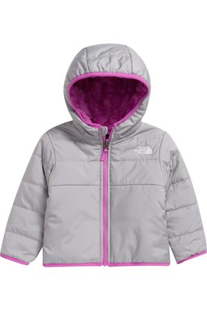 The North Face Infant Girl's Reversible Mossbud Jacket