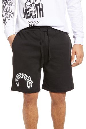 Anwar Carrots Men's Groovy Arch Sweat Shorts