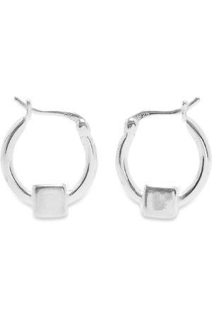Hatton Labs Cube Hoop Earring