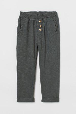 H&M Kids Jeans - Slub Jersey Pants