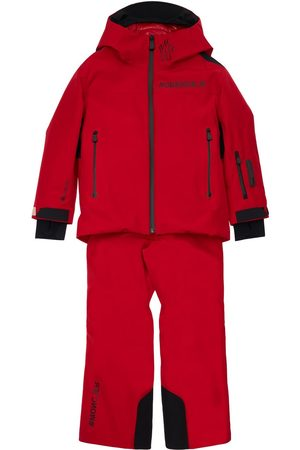 Moncler Moirans Tech Nylon Ski Jacket & Pants