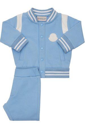 Moncler Boys Sports Pants - Cotton Sweatshirt & Sweatpants