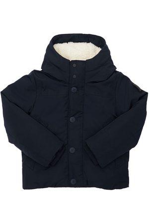 Bomboogie Girls Puffer Jackets - Hooded Nylon Puffer Jacket