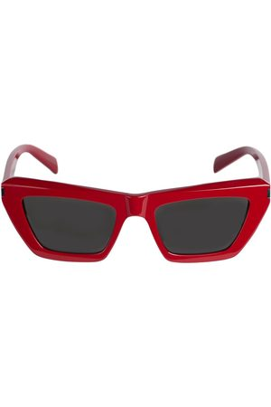 Saint Laurent Women Sunglasses - Sl 467 Bolded Acetate Sunglasses
