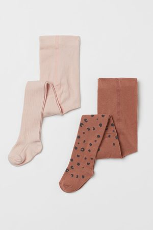 H&M Baby Stockings - 2-pack Fine-knit Tights