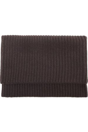 Lisa Yang Women Scarves - London Ribbed-knit Cashmere Snood - Womens