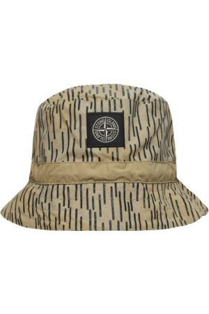 Stone Island Packable bucket hat NATURAL M