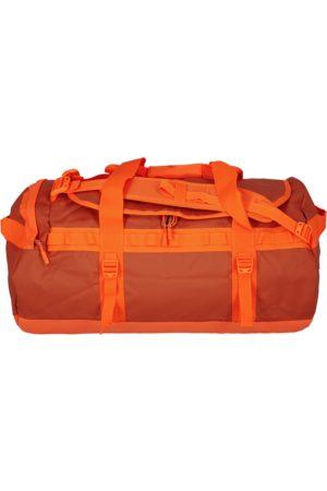 The North Face Men Travel Bags - Medium base camp duffel bag BURNT OCHRE/POWER U