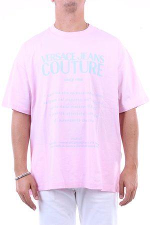 VERSACE Men Shorts - Short sleeve Men Rose