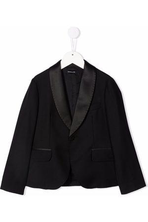 MONNALISA Single-breasted tailored blazer