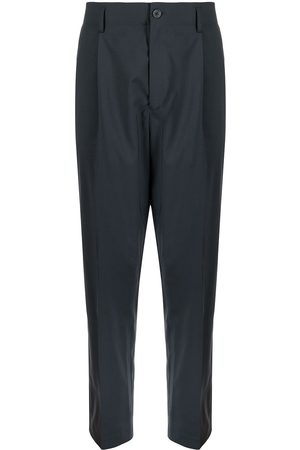 Paul Smith Box pleat detail tailored trousers
