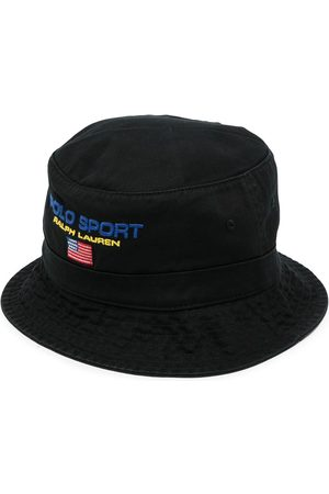 Polo Ralph Lauren Men Hats - Logo embroidered bucket hat