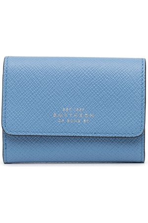 SMYTHSON Panama compact wallet