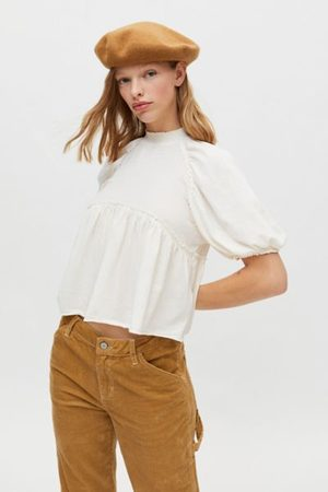 Urban Outfitters UO Candace Babydoll Top